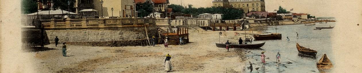 Les éditeurs de cartes postales du bassin d'Arcachon