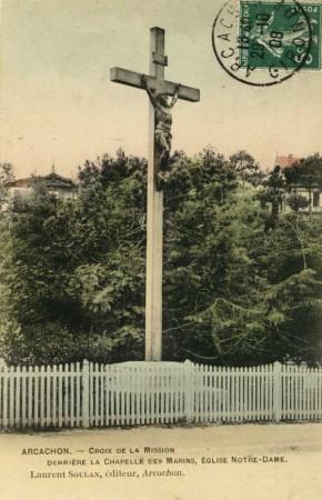 La Croix colorisée